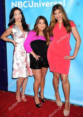 Ashlee White, Chanel Omari and Joey Lauren