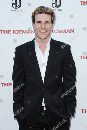 Editorial picture of 'The Iceman' film premiere, Los Angeles, America - 22 Apr 2013