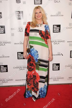 Editorial image of The 40th Chaplin Awards Gala Honoring Barbra Streisand, New York, America - 22 Apr 2013