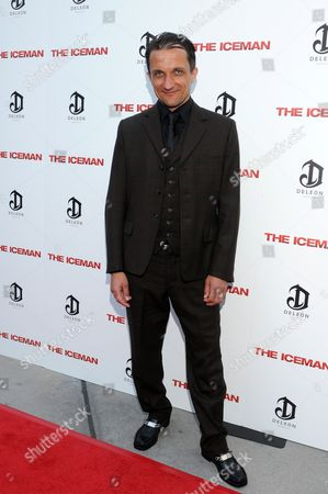 Editorial photo of 'The Iceman' film premiere, Los Angeles, America - 22 Apr 2013
