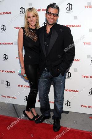 Editorial photo of 'The Iceman' film premiere, Los Angeles, America - 22 Apr 2013