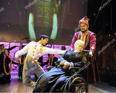 Editorial image of 'The Empress' play performed by the RSC at the Swan Theatre, Stratford upon Avon, Britain - 16 Apr 2013