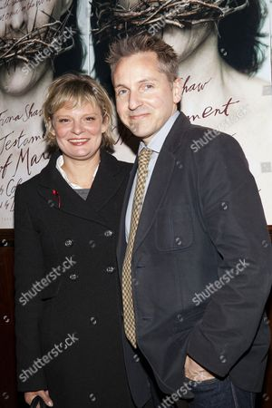 Stock Picture of Martha Plimpton and Tom Pye