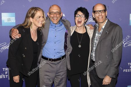 Marina Zenovich, Roy Ackerman, Jennifer Lee Pryor and Matthew C. Blank