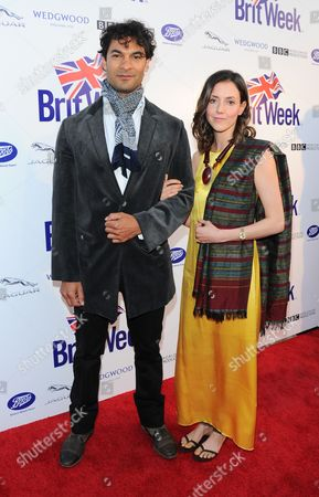 Editorial photo of 2013 BritWeek Launch Party, Los Angeles, America - 23 Apr 2013