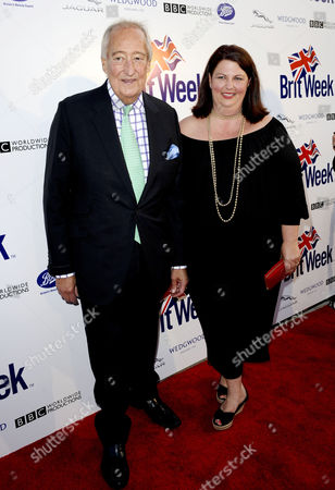 Editorial picture of 2013 BritWeek Launch Party, Los Angeles, America - 23 Apr 2013