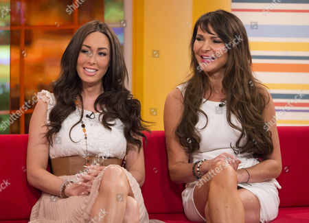 Stock Picture of Laura Summers and Lizzie Cundy