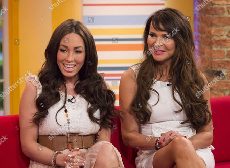 Laura Summers and Lizzie Cundy