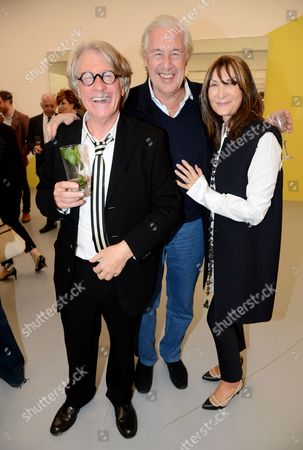 Editorial image of The Dairy Art Centre launch party, London, Britain - 24 Apr 2013