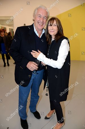 Editorial photo of The Dairy Art Centre launch party, London, Britain - 24 Apr 2013