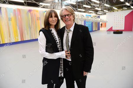 Frank Cohen and Cheryl Cohen-Greene