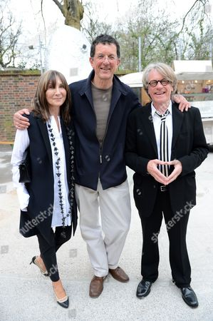 Cheryl Cohen-Greene, Antony Gormley and Frank Cohen
