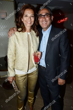 Editorial image of The Dairy Art Centre launch after party, London, Britain - 24 Apr 2013