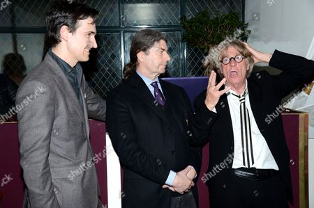 Nicolai Frahm, Conrad Carvalho and Frank Cohen