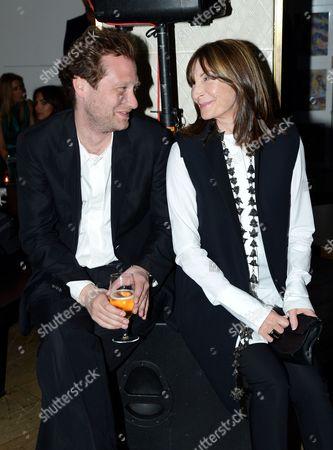 Adam Cohen and mother Cheryl Cohen-Greene