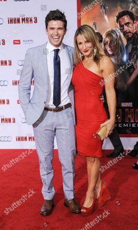 Editorial photo of 'Iron Man 3' film premiere, Los Angeles, America - 24 Apr 2013