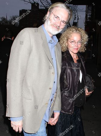 Stock Image of Ken Bowser and Amy Irving