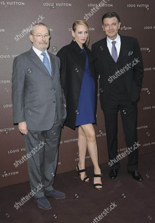 Editorial picture of Louis Vuitton Shop Opening, Munich, Germany - 23 Apr 2013