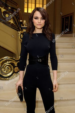 Stock Picture of Samantha Jane Barks