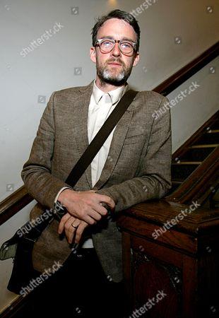 Stock Photo of Will Storr