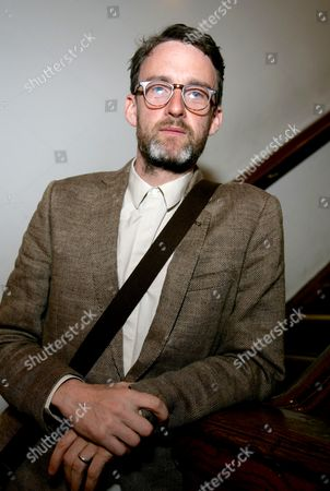 Editorial photo of Will Storr 'The Heretics' book launch at Waterstones, Oxford, Britain - 25 Apr 2013