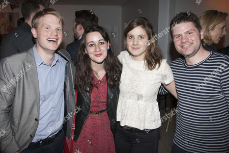 Editorial photo of 'The Weir' play press night after party, London, Britain - 25 Apr 2013
