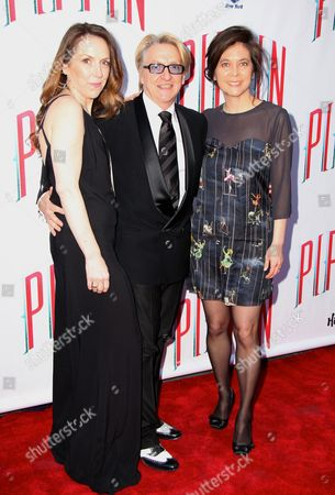 Editorial image of 'Pippin' the musical opening night, New York, America - 25 Apr 2013