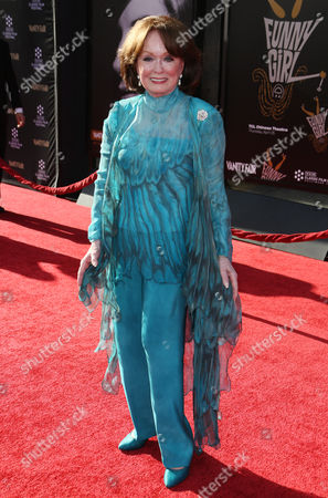 Editorial image of 'Funny Girl' 45th anniversary film screening, 2013 TCM Classic Film Festival, Los Angeles, America - 25 Apr 2013