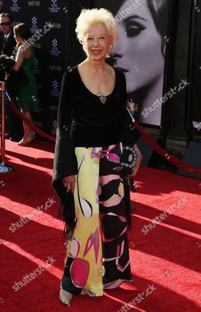 Editorial photo of 'Funny Girl' 45th anniversary film screening, 2013 TCM Classic Film Festival, Los Angeles, America - 25 Apr 2013