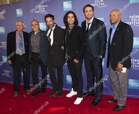 Editorial photo of Tribeca Talks panel discusses 'How To Make Money Selling Drugs' documentary at the Tribeca Film Festival, New York, America  - 25 Apr 2013