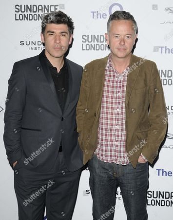 James Lance and Michael Winterbottom
