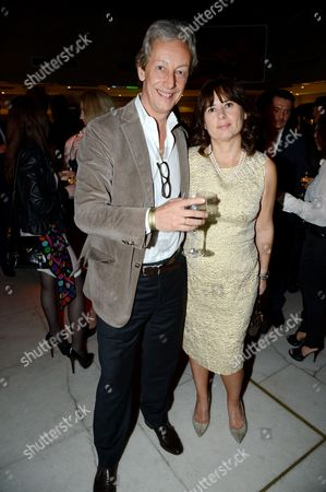 Stock Picture of Perry Oosting and Alexandra Shulman