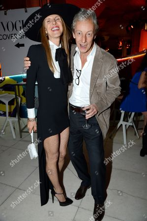Editorial photo of Vogue Festival 2013 opening party, London, Britain - 27 Apr 2013