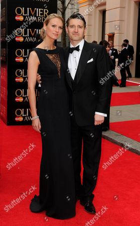 Clare Harding and Tom Chambers