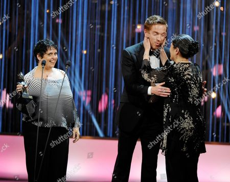 Stock Image of Damian Lewis, Nica Burns and Kim Poster (Best Revival)