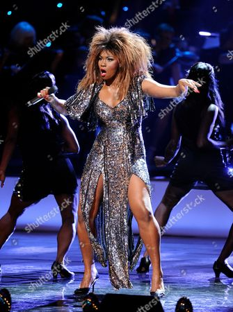 Emi Wokoma (As Tina Turner in Soul Sister)