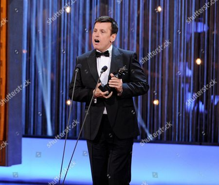 Editorial image of Olivier Awards, Show, Royal Opera House, London, Britain - 28 Apr 2013