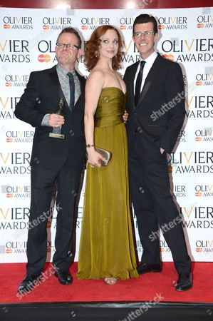 Matthew White, Kristen Beth Williams and Gavin Lee