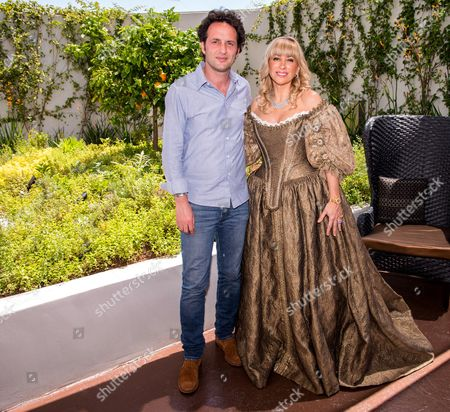 NicolasAtlan, President of Kabillion & Moonscoop LLC and Princess SophieAudouin-Mamikonian