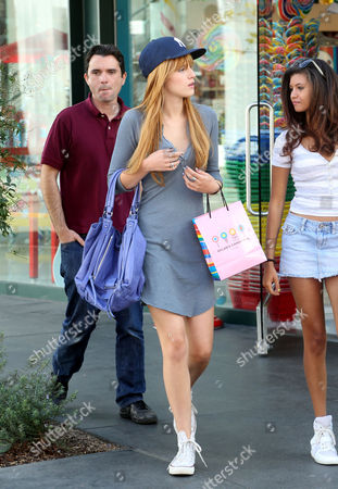 Bella Thorne and friend Olivia Grace