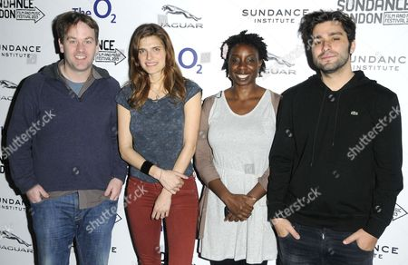 Editorial photo of 'Senses of Humour/Humour: The Art of Comedy' panel discussion, Sundance Film and Music Festival, London, Britain - 27 Apr 2013