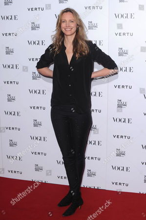 Editorial image of Vogue Festival 2013 opening party, London, Britain - 27 Apr 2013