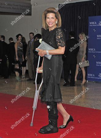 Stock Image of Ambassador Nancy Goodman Brinker