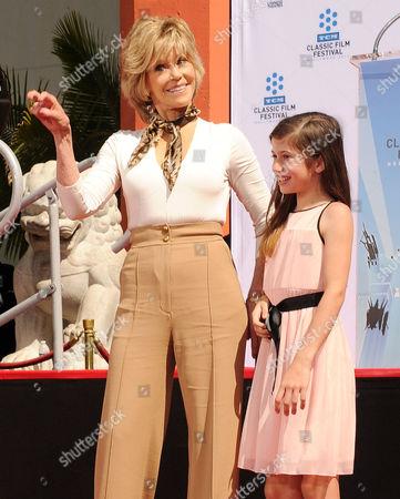 Jane Fonda, Viva Vadim