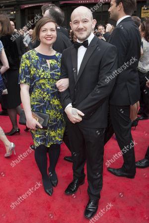 Lisa Maguire and Steven Hoggett