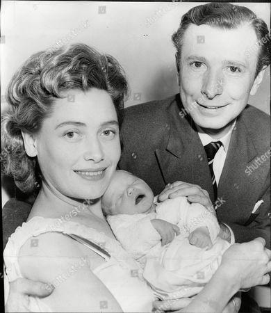 Actor Leslie Randall And Wife Actress Joan Reynolds With Their New Baby Son David Leslie Randall (born 1924 In South Shields) Is A Film And Television Actor Who Has Worked In Both Britain And America. His Wife Was Joan Reynolds Who He Met When They Were Both In Repertory Theatre In Darlington. He Had A Lengthy Career But Possibly His Most Important Role Was With His Wife In Joan And Leslie Itv's First Home-grown Situation Comedy.[1] He Also Appeared In The Film Version Of Billy Liar (where He Played Danny Boon) Emmerdale The Monkees And I Dream Of Jeannie.