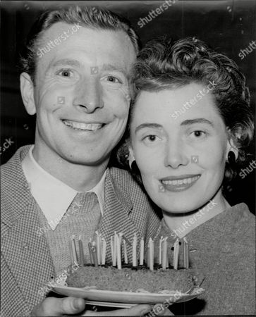 Actor Leslie Randall And Wife Actress Joan Reynolds On His 32nd Birthday Leslie Randall (born 1924 In South Shields) Is A Film And Television Actor Who Has Worked In Both Britain And America. His Wife Was Joan Reynolds Who He Met When They Were Both In Repertory Theatre In Darlington. He Had A Lengthy Career But Possibly His Most Important Role Was With His Wife In Joan And Leslie Itv's First Home-grown Situation Comedy.[1] He Also Appeared In The Film Version Of Billy Liar (where He Played Danny Boon) Emmerdale The Monkees And I Dream Of Jeannie.