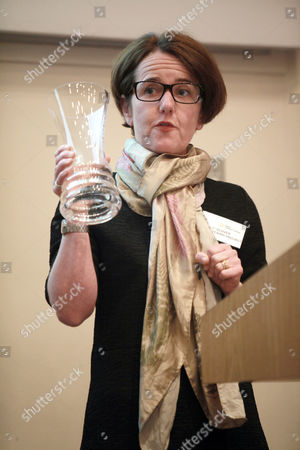 Fi Glover, award winner for 'The Listening Project'