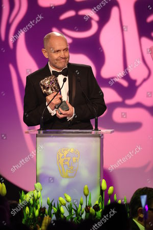 Editorial image of 'BAFTA British Academy Craft Awards'The Brewery, London, Britain. - 28 Apr 2013