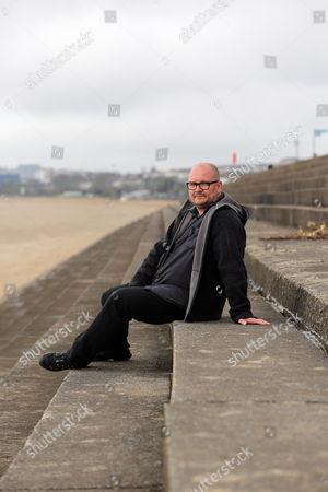 Editorial image of Birger Larsen in Swansea, Wales, Britain - 25 Apr 2013